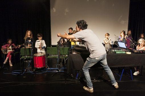 Pioniri Tvornice zvuka, foto Damir Zizic