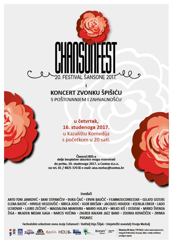 ChansonFest 2017