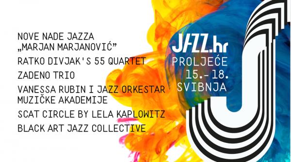 Jazz.hr/Proljeće 2019 donosi vrhunske jazziste u Zagreb